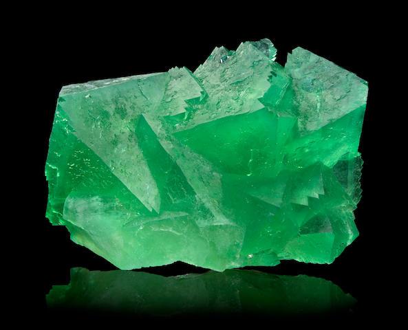 Green Fluorite