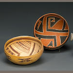 Two Anasazi bowls