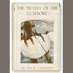 LONDON, JACK. The Mutiny of the Elsinore. New York: The Macmillan Company, 1914.