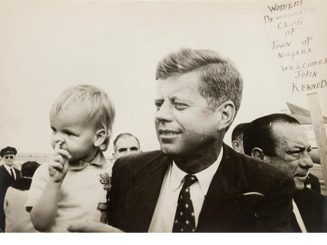 JFK CAMPAIGN TRAIL.