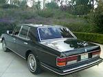 1982 Rolls-Royce Silver Spirit Saloon  Chassis no. SCAZSYA3CCX0550 Engine no. 05500
