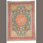 A Tabriz rug Northwest Persia, size approximately 9ft. 5in. x 13ft. 5in.