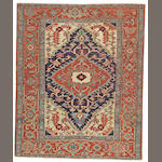 A Serapi rug Northwest Persia, size approximately 5ft. 5in. x 6ft. 7in.