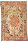A Mohtasham Kashan rug Central Persia, size approximately 4ft. 7in. x 6ft. 10in.