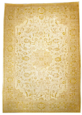 A Sultanabad carpet Central Persia, size approximately 13ft. 5in.x 18ft. 7in.
