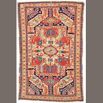 A Kazak rug Caucasus size approximately 4ft. x 6ft. 6in.