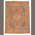 A Serapi carpet Northwest Persia, size approximately 10ft. 6in. x 13ft. 10in.