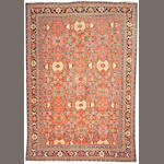 A Sultanabad carpet Central Persia, size approximately 10ft. 4in. x 15ft. 3in.