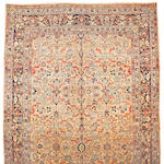 A Malayer carpet Central Persia, size approximatley 13ft.  x 21ft. 6in.