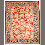 A Sultanabad carpet Central Persia, size approximately 11ft. 2in. x 14ft.
