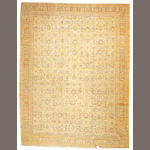 A Mahal carpet Central Persia, size approximately 11ft. 10in. x 15ft. 7in.
