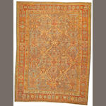 A Geordis carpet Anatolia, size approximately 8ft. 9in. x 11ft. 9in.