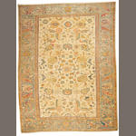 A Sultanabad carpet Central Persia, size approximately 10ft. 4in. x 13ft. 6in.