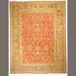 A Sultanabad carpet Central Persia, size approximately 12ft. 2in. x 16ft. 1in.