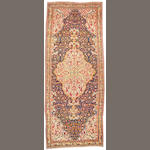 A Bidjar carpet Northwest Persia, size approximately 7ft. x 17ft. 4in.