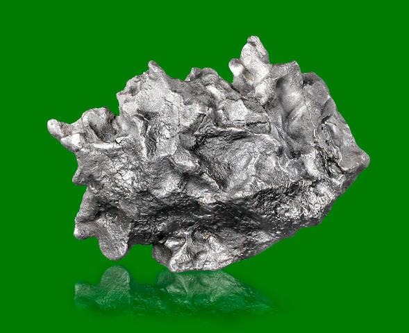 Sikhote-alin Meteorite with Regmaglypts