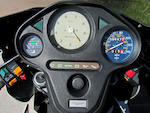 1983 Moto Guzzi 844cc Le Mans III  Chassis no. ZGUVFAVF4DM100203 Engine no. VFO 19500
