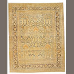 A Meshed carpet Northeast Persia, size approximately 9ft. x 12ft.