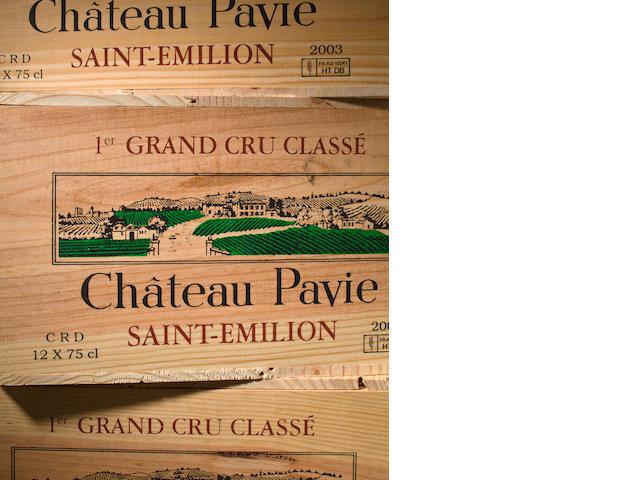 Chateau Pavie  2003