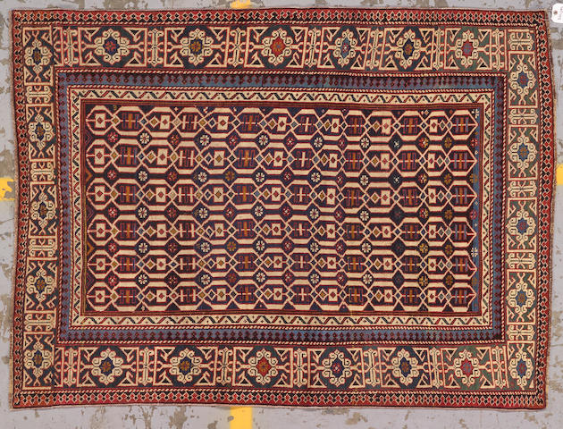 A Kuba rug Caucasus, size approximately 3ft. 11in. x 5ft. 4in.