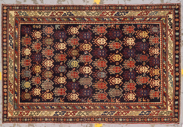 A Kuba rug Caucasus, size approximately 3ft.5in.x 5ft. 2in.