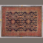 A Lilihan carpet Central Persia, size approximately 8ft. 9in. x 11ft. 6in.