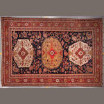 A Lori carpet   Southwest Persia, size approximately 10ft. 6in. x 16ft.