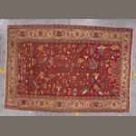 A Heriz carpet Northwest Persia, size approximately 7ft. 7in. x 11ft.