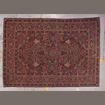 A Kashan carpet Central Persia, size approximately 8ft. 2in. x 11ft. 6in.