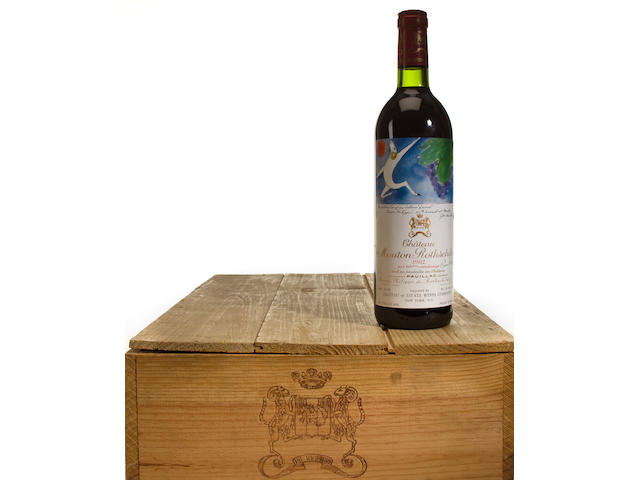 Chateau Mouton-Rothschild 1982
