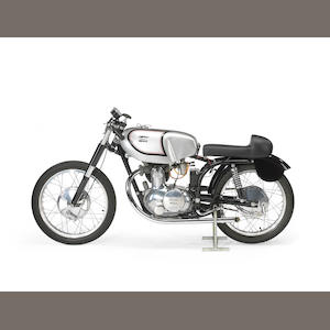 1963 Moto Parilla Gran Sport 250 Frame no. F406803 Engine no. 406803