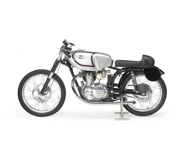 1963 Moto Parilla Gran Sport 250 Frame no. F406803 Engine no. 406803