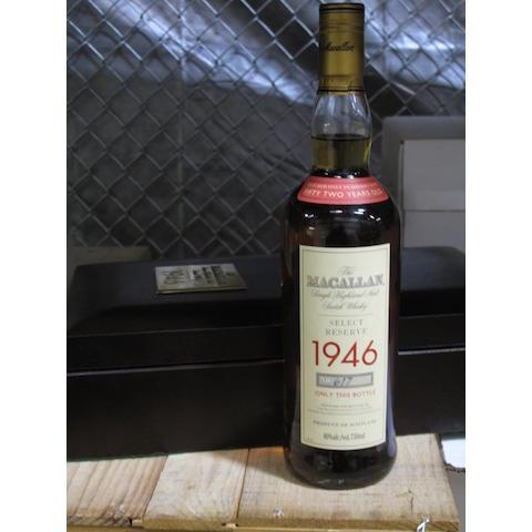 Macallan- 52 year old-1946