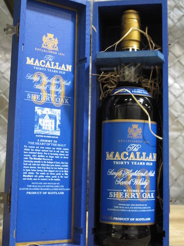 Macallan- 30 year old
