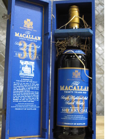 Macallan-30 year old