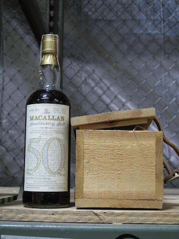 Macallan- 50 year old