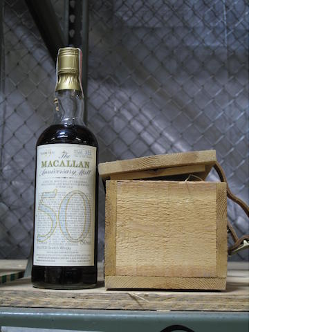 Macallan-50 year old