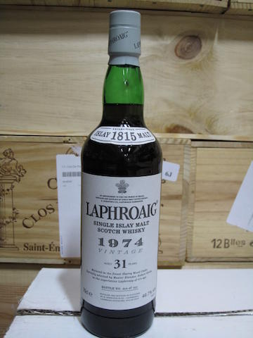 Laphroaig-31 year old-1974