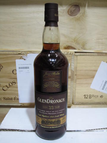 Glendronach- 33 year old