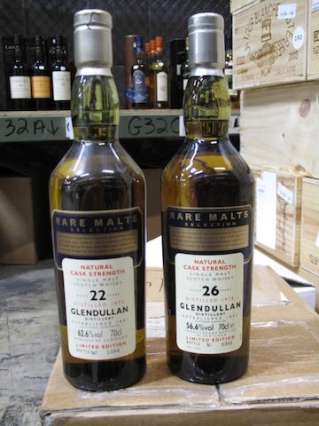Glendullan- 22 year old-1972 (1)   Glendullan- 26 year old-1978 (1)