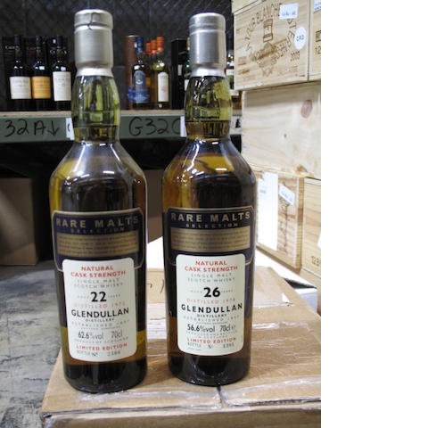 Glendullan-22 year old-1972 (1)Glendullan-26 year old-1978 (1)