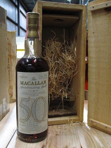 Macallan-50 year old