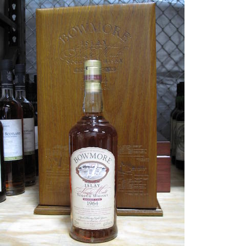 Bowmore-38 year old-1964