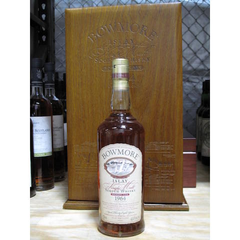 Bowmore- 38 year old-1964