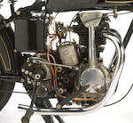 1935 Rudge 250cc Sports Frame no. 47292 Engine no. 86