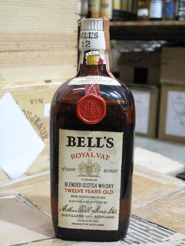 Bell's Royal Vat- 12 year old
