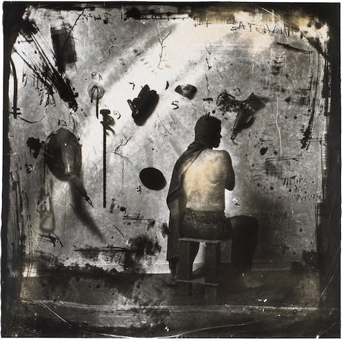 Joel-Peter Witkin (American, born 1939); Sins of Joan Miró, New Mexico;