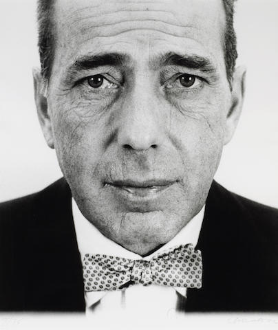 Richard Avedon (American, 1923-2004); Humphrey Bogart, Actor, New York;