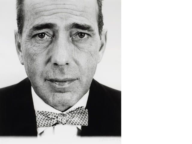 Richard Avedon (American, 1923-2004); Humphrey Bogart;