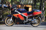 Limited-edition Walter Wolf Replica,1986 Suzuki RG500 Gamma Frame no. HM31AXXXXXX104670 Engine no. 301-10263